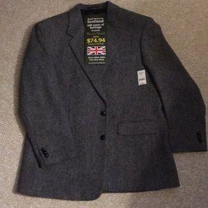 Other - NWT Harris Tweed wool sports coat